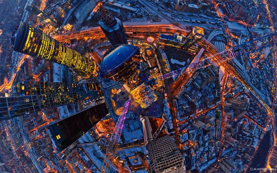 Ответы Mail Ru: как пройти на крышу Москва Сити