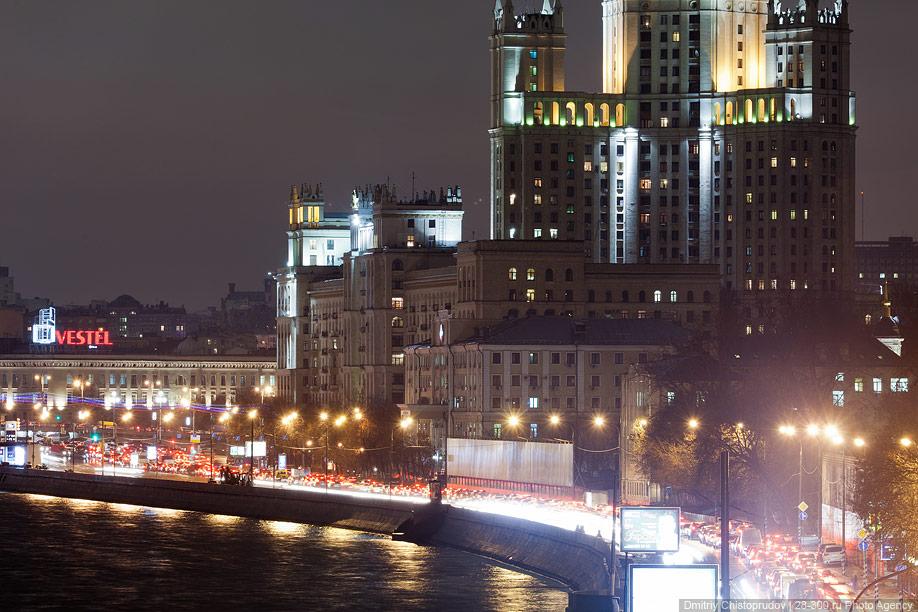 Эстетика Московских пробок