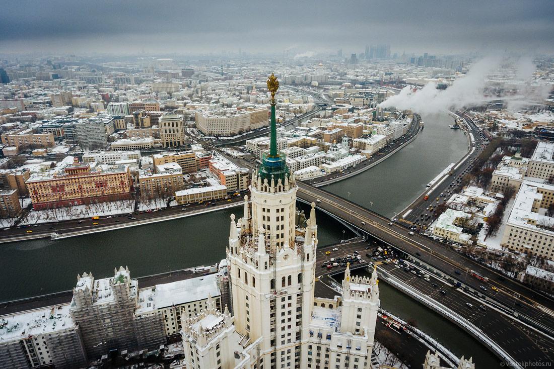 Такую Москву вы точно не видели!