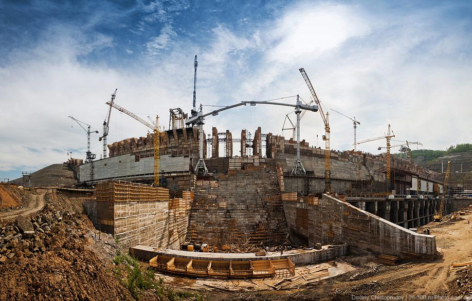 строительства в Восточной