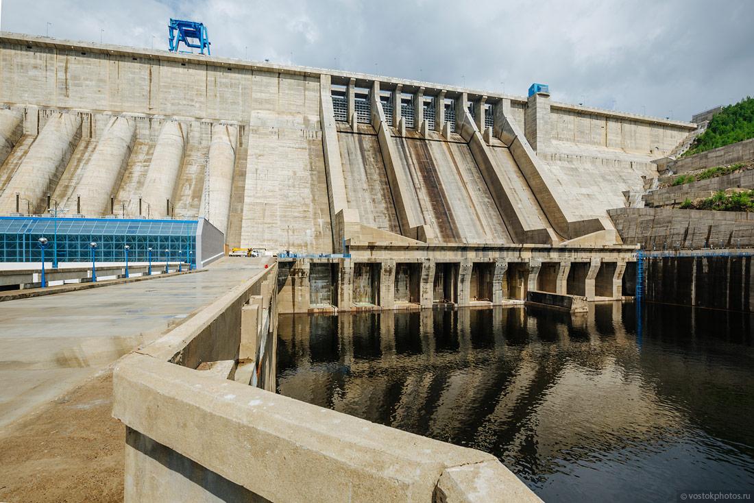Каскад Бурейских ГЭС