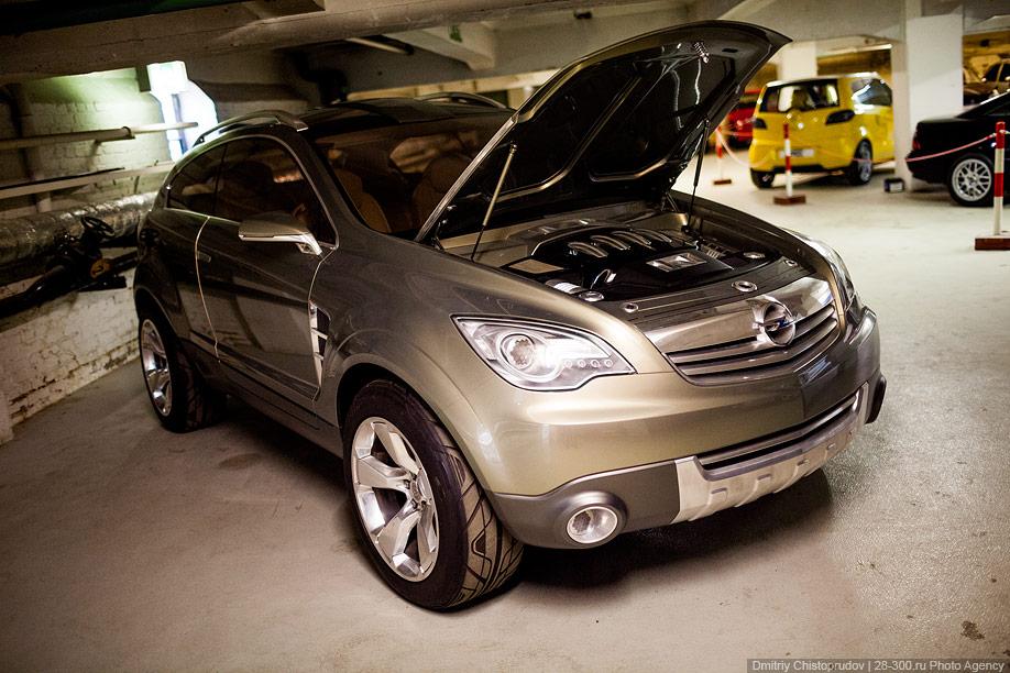 концепт автомобили завод