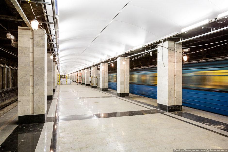 Станция «Спартак»