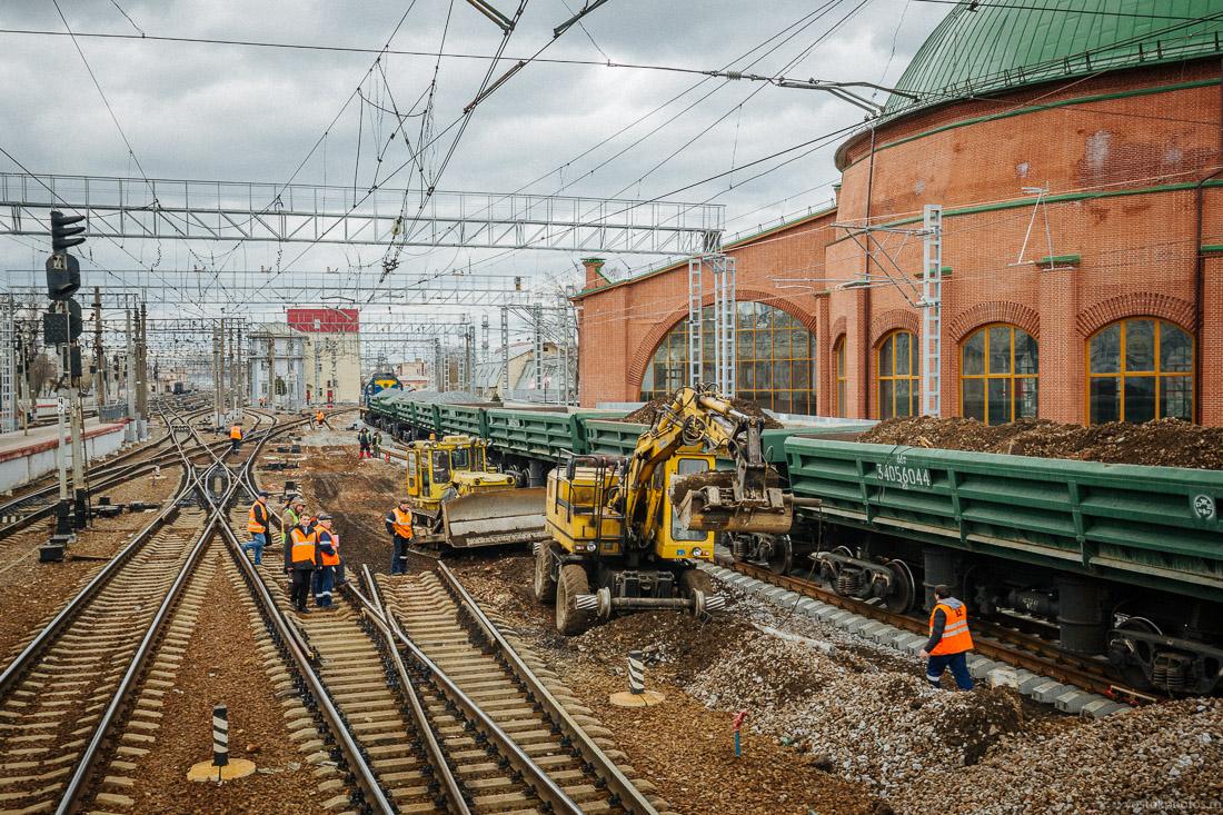 Почему отменяют электрички в Зеленоград?