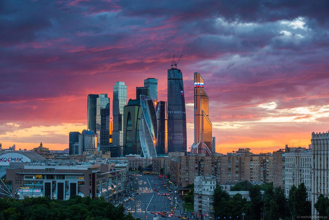 Новые фотографии Москвы, часть 1