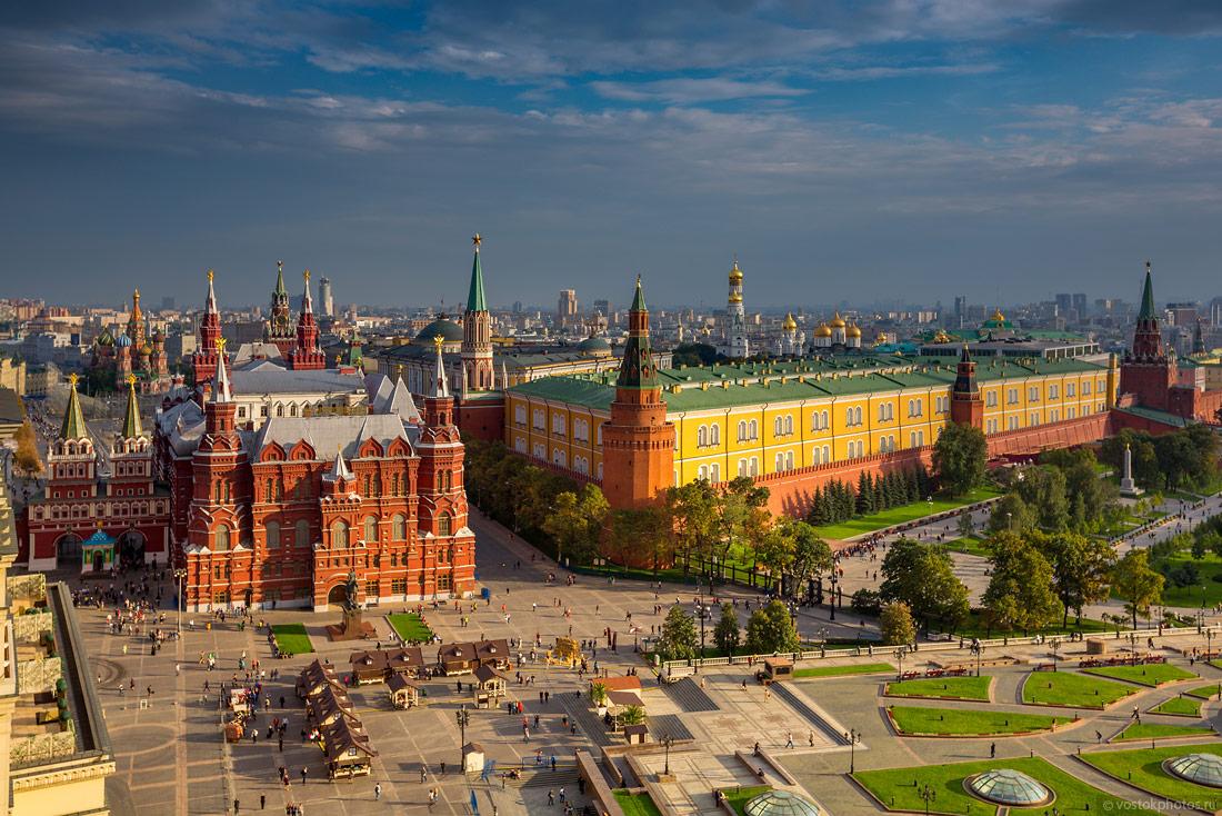 Новые фотографии Москвы, часть 2