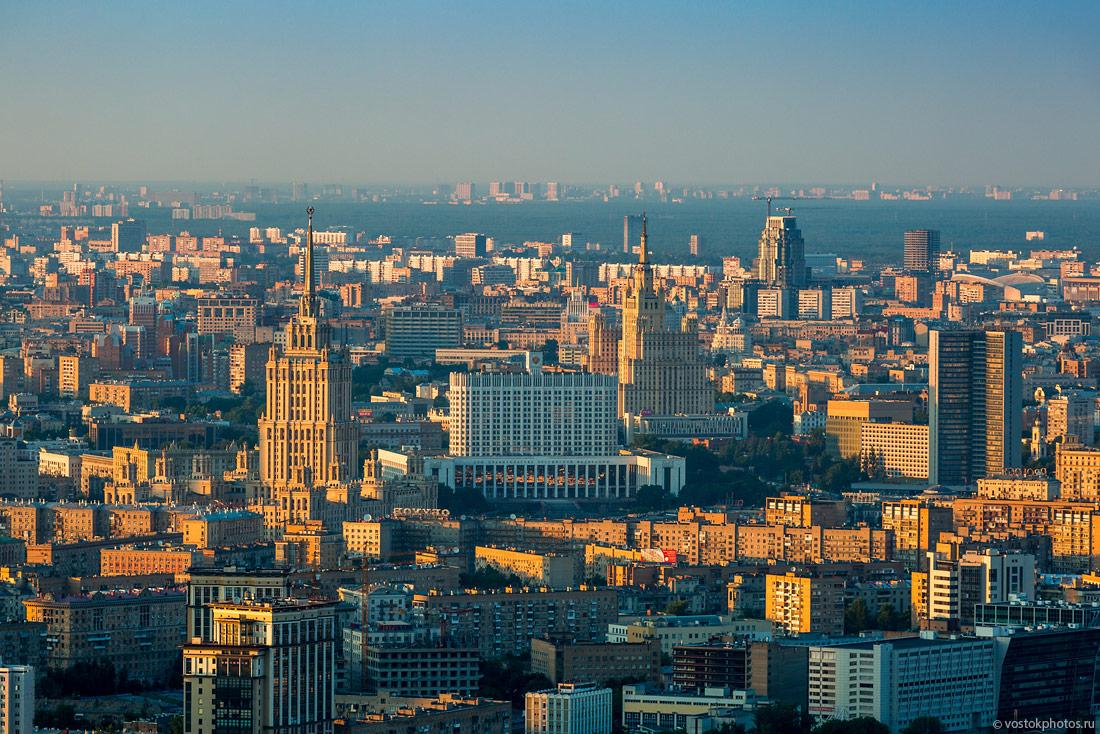 Крыши для фотосессий в Москве ПромАльпФорум
