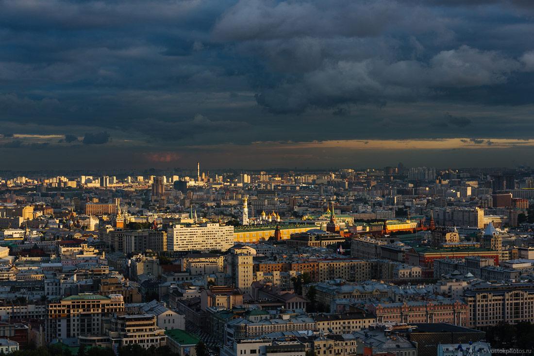 Лучшая смотровая площадка Москвы!