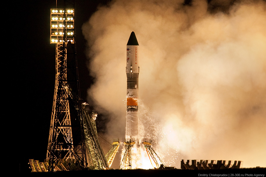 запуск ракеты союз сегодня