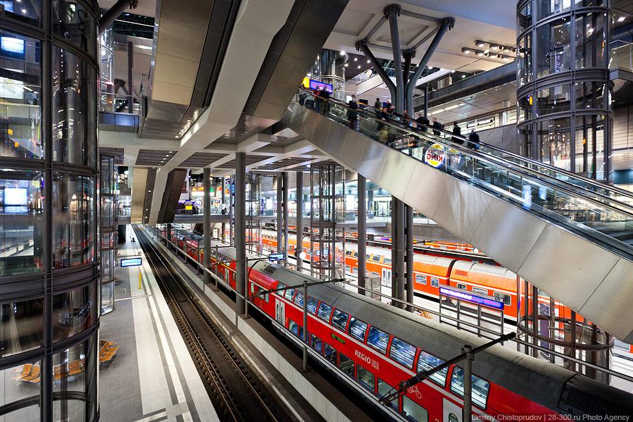 Общественный транспорт Берлина.  Господа, я влюбился в Берлин.  Знакомство со столицей Германии было стремительным и...