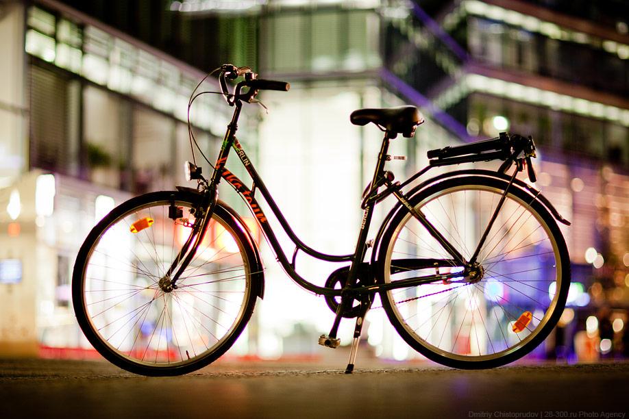 Вывод: Система общественного транспорта в Берлине...  Я тоже все это испытал на себе, взяв велосипед на прокат (24...