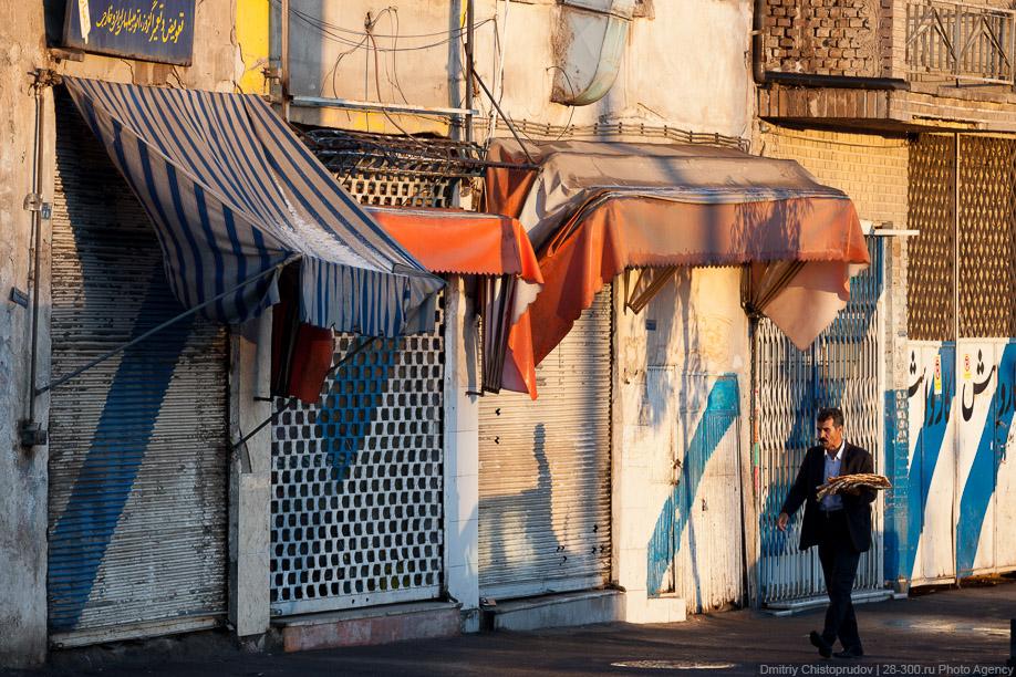 11 Иран. Город Кум и дорога в Исфахан, Иранские правила дорожного движения