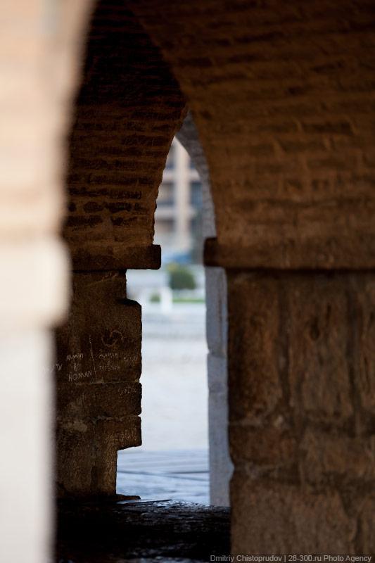 29 Иран. Город Кум и дорога в Исфахан, Иранские правила дорожного движения