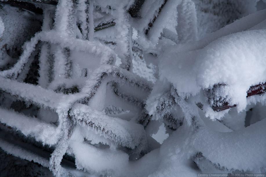 кировск лыжный курорт фото #17
