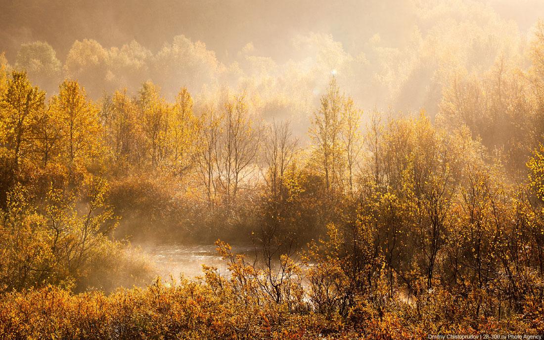 Осень на Кольском, полуостров Рыбачий. Часть 1