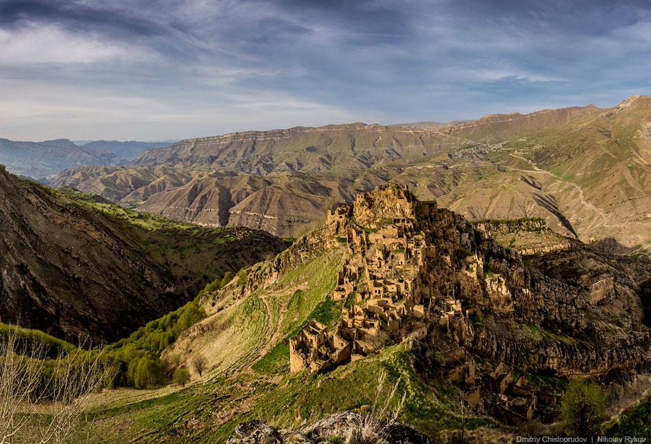 Фото кавказских домов